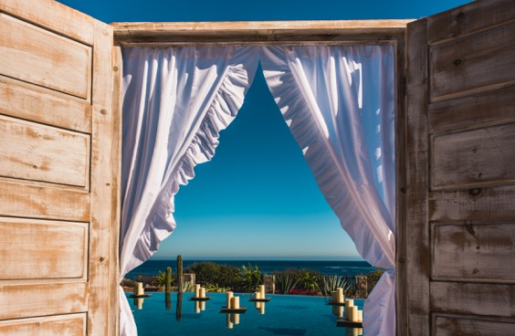 Vista Ballena Cabo Weddings