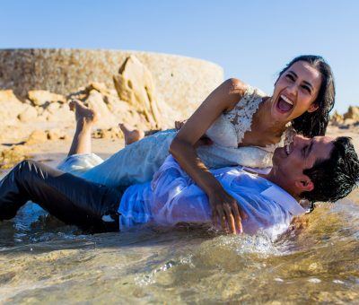 Trash the Dress, Cabo Destination Wedding
